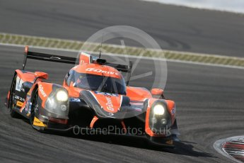 World © Octane Photographic Ltd. FIA World Endurance Championship (WEC), 6 Hours of Nurburgring , Germany - Race, Sunday 30th August 2015. G-Drive Racing – Nissan Ligier JS P2 – LMP2 – Roman Rusinov, Julien Canal and Sam Bird. Digital Ref : 1398LB1D7763
