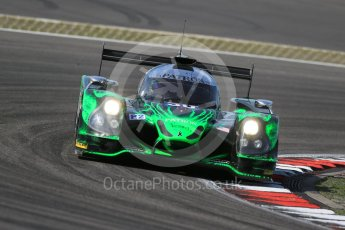World © Octane Photographic Ltd. FIA World Endurance Championship (WEC), 6 Hours of Nurburgring , Germany - Race, Sunday 30th August 2015. Extreme Speed Motorsports (ESM) - HPD Ligier JS P2 – LMP2 – Scott Sharp, Ryan Dalziel and David Heinemeier Hansson. Digital Ref : 1398LB1D7817