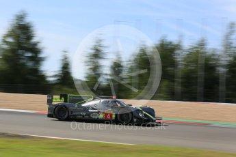 World © Octane Photographic Ltd. FIA World Endurance Championship (WEC), 6 Hours of Nurburgring , Germany - Race, Sunday 30th August 2015. Team byKolles – CLMP1/01 - LMP1 - Simon Trummer and Pierre Kaffer. Digital Ref : 1398LB5D1467