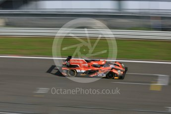 World © Octane Photographic Ltd. FIA World Endurance Championship (WEC), 6 Hours of Nurburgring , Germany - Race, Sunday 30th August 2015. G-Drive Racing – Nissan Ligier JS P2 – LMP2 – Roman Rusinov, Julien Canal and Sam Bird. Digital Ref : 1398LB5D1808