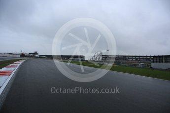 World © Octane Photographic Ltd. FIA World Endurance Championship (WEC), 6 Hours of Nurburgring , Germany - Setup, Thursday 27th August 2015. A wet track for setup. Digital Ref : 1391LB5D0130
