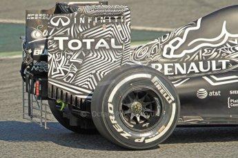World © Octane Photographic Ltd. Infiniti Red Bull Racing RB11 – Daniel Ricciardo. Thursday 19th February 2015, F1 Winter testing, Circuit de Catalunia, Barcelona, Spain, Day 1. Digital Ref :1187CB7B0465