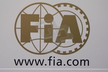 World © Octane Photographic Ltd. FIA logo. Thursday 19th February 2015, F1 Winter testing, Circuit de Catalunya, Barcelona, Spain, Day 1. Digital Ref : 1187CB7D1297