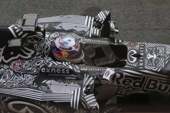 World © Octane Photographic Ltd. Infiniti Red Bull Racing RB11 – Daniel Ricciardo. Thursday 19th February 2015, F1 Winter testing, Circuit de Catalunia, Barcelona, Spain, Day 1. Digital Ref :1187CB7D1360
