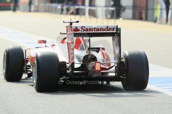 World © Octane Photographic Ltd. Scuderia Ferrari SF15-T – Kimi Raikkonen Thursday 19th February 2015, F1 Winter testing, Circuit de Catalunya, Barcelona, Spain, Day 1. Digital Ref: 1187LB1D5973