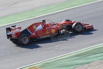 World © Octane Photographic Ltd. Scuderia Toro Rosso STR10 – Max Verstappen. Thursday 19th February 2015, F1 Winter testing, Circuit de Catalunya, Barcelona, Spain, Day 1. Digital Ref: 1187LW1L5523