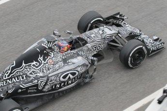 World © Octane Photographic Ltd. Infiniti Red Bull Racing RB11 – Daniil Kvyat. Saturday 21st February 2015, F1 Winter testing, Circuit de Barcelona Catalunya, Spain, Day 3. Digital Ref : 1190CB1L6973