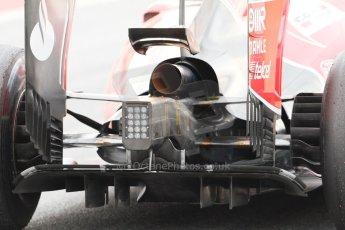 World © Octane Photographic Ltd. Scuderia Ferrari SF15-T– Sebastian Vettel. Saturday 21st February 2015, F1 Winter testing, Circuit de Barcelona Catalunya, Spain, Day 3. Digital Ref: 1190CB7L6373