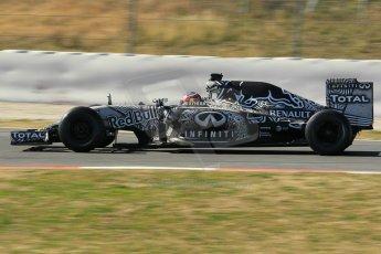 World © Octane Photographic Ltd. Infiniti Red Bull Racing RB11 – Daniil Kvyat. Sunday 22nd February 2015, F1 Winter test #2, Circuit de Barcelona Catalunya, Spain, Day 4. Digital Ref : 1191CB1L9407