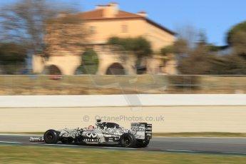 World © Octane Photographic Ltd. Infiniti Red Bull Racing RB11 – Daniil Kvyat. Sunday 22nd February 2015, F1 Winter test #2, Circuit de Barcelona Catalunya, Spain, Day 4. Digital Ref : 1191CB1L9501