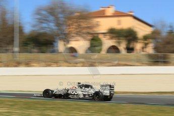 World © Octane Photographic Ltd. Infiniti Red Bull Racing RB11 – Daniil Kvyat. Sunday 22nd February 2015, F1 Winter test #2, Circuit de Barcelona Catalunya, Spain, Day 4. Digital Ref : 1191CB1L9526