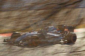 World © Octane Photographic Ltd. Williams Martini Racing FW37 – Valtteri Bottas. Sunday 22nd February 2015, F1 Winter test #2, Circuit de Barcelona Catalunya, Spain, Day 4. Digital Ref: 1191CB1L9616