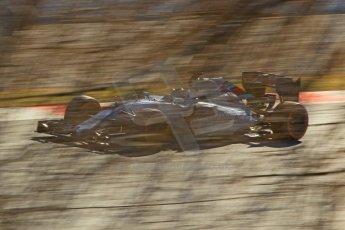 World © Octane Photographic Ltd. Williams Martini Racing FW37 – Valtteri Bottas. Sunday 22nd February 2015, F1 Winter test #2, Circuit de Barcelona Catalunya, Spain, Day 4. Digital Ref: 1191CB1L9622