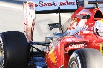 World © Octane Photographic Ltd. Scuderia Ferrari SF15-T– Sebastian Vettel. Sunday 22nd February 2015, F1 Winter test #2, Circuit de Barcelona Catalunya, Spain, Day 4. Digital Ref: 1191CB7B0738