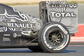 World © Octane Photographic Ltd. Infiniti Red Bull Racing RB11 – Daniil Kvyat. Sunday 22nd February 2015, F1 Winter test #2, Circuit de Barcelona Catalunya, Spain, Day 4. Digital Ref : 1191CB7B0952
