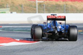 World © Octane Photographic Ltd. Lotus F1 Team E23 Hybrid – Romain Grosjean. Sunday 22nd February 2015, F1 Winter testing, Circuit de Barcelona, Catalunya, Spain, Day 4. Digital Ref :1191LB1D0015