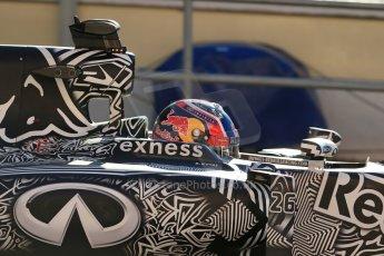 World © Octane Photographic Ltd. Infiniti Red Bull Racing RB11 – Daniil Kvyat. Sunday 22nd February 2015, F1 Winter testing, Circuit de Catalunya, Barcelona, Spain, Day 4. Digital Ref : 1191LB1D9462