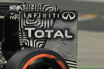 World © Octane Photographic Ltd. Infiniti Red Bull Racing RB11 – Daniel Ricciardo. Sunday 1st March 2015, F1 Winter test #3, Circuit de Barcelona-Catalunya, Spain Test 2 Day 4. Digital Ref: 1195CB1L3860