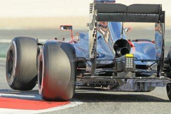 World © Octane Photographic Ltd. McLaren Honda MP4/30 – Jenson Button. Saturday. Sunday 1st March 2015, F1 Winter test #3, Circuit de Barcelona-Catalunya, Spain Test 2 Day 4. Digital Ref: 1195CB1L4645