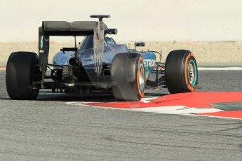 World © Octane Photographic Ltd. Mercedes AMG Petronas F1 W06 Hybrid – Nico Rosberg. Sunday 1st March 2015, F1 Winter test #3, Circuit de Barcelona-Catalunya, Spain Test 2 Day 4. Digital Ref: 1195CB1L4694