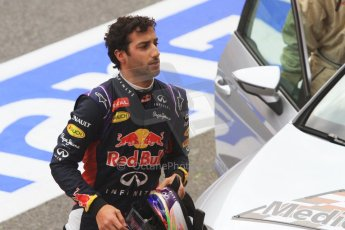 World © Octane Photographic Ltd. Infiniti Red Bull Racing RB11 – Daniel Ricciardo. Sunday 1st March 2015, F1 Winter test #3, Circuit de Barcelona-Catalunya, Spain Test 2 Day 4. Digital Ref: 1195CB7B1433