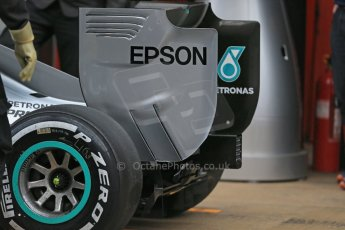 World © Octane Photographic Ltd. Mercedes AMG Petronas F1 W06 Hybrid – Nico Rosberg. Sunday 1st March 2015, F1 Winter test #3, Circuit de Barcelona-Catalunya, Spain Test 2 Day 4. Digital Ref : 1195LB1D3350