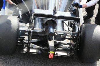 World © Octane Photographic Ltd. McLaren Honda MP4/30 – Jenson Button. Sunday 1st March 2015, F1 Winter test #3, Circuit de Barcelona-Catalunya, Spain Test 2 Day 4. Digital Ref: 1195LB1D3783