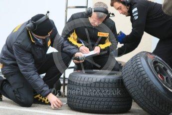 World © Octane Photographic Ltd. Pirelli wet tyre test, Paul Ricard, France. Monday 25th January 2016. Digital Ref: 1498CB7D5415