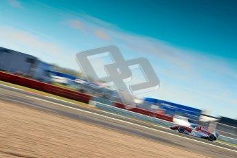 Formula Renault BARC - Silverstone - Saturday 6th October 2012. Kieran Vernon - Hillsport. Digital Reference: 0536ce1d0369