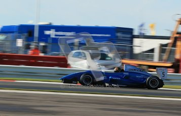© Octane Photographic Ltd 2012. Formula Renault BARC - Silverstone - Saturday 6th October 2012. Ivan Taranov - Daytona Motorsport - RichlandF1. Digital Reference: 0536lw1d1520