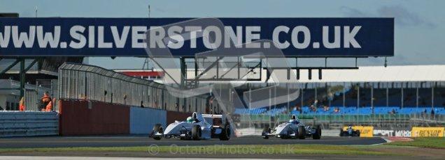 © Octane Photographic Ltd 2012. Formula Renault BARC - Silverstone - Saturday 6th October 2012. Digital Reference: 0536lw1d1726