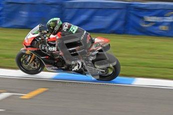 © Octane Photographic Ltd. 2012 World Superbike Championship – European GP – Donington Park. Friday 11th May 2012. WSBK Friday Qualifying practice. Eugene Laverty - Aprillia RSC4 Factory. Digital Ref : 0330cb7d1754