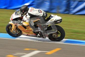 © Octane Photographic Ltd. 2012 World Superbike Championship – European GP – Donington Park. Friday 11th May 2012. WSBK Friday Qualifying practice. Maxime Berger - Ducati 1098R. Digital Ref : 0330cb7d1870
