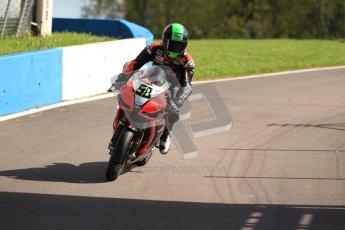 © Octane Photographic Ltd. 2012 World Superbike Championship – European GP – Donington Park. Friday 11th May 2012. WSBK Friday Qualifying practice. Eugene Laverty - Aprillia RSV4 Factory. Digital Ref : 0330cb7d1910