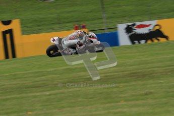© Octane Photographic Ltd. 2012 World Superbike Championship – European GP – Donington Park. Friday 11th May 2012. WSBK Friday Qualifying practice. Hiroshi Aoyama - Honda CBR1000RR. Digital Ref : 0330lw7d3794