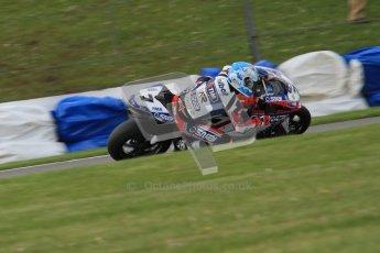 © Octane Photographic Ltd. 2012 World Superbike Championship – European GP – Donington Park. Friday 11th May 2012. WSBK Friday Qualifying practice. Carlos Checa - Ducati 1098R. Digital Ref : 0330lw7d3815