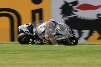 © Octane Photographic Ltd. 2012 World Superbike Championship – European GP – Donington Park. Friday 11th May 2012. WSBK Friday Qualifying practice. Sylvain Guintoli - Ducati 1098R. Digital Ref : 0330lw7d3986