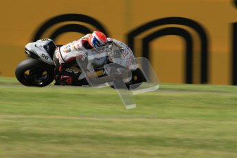 © Octane Photographic Ltd. 2012 World Superbike Championship – European GP – Donington Park. Friday 11th May 2012. WSBK Friday Qualifying practice. Jakob Smrz - Ducati 1098R. Digital Ref : 0330lw7d4191