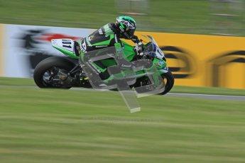 © Octane Photographic Ltd. 2012 World Superbike Championship – European GP – Donington Park. Friday 11th May 2012. WSBK Friday Qualifying practice. Gary Mason - Kawasaki ZX-10R. Digital Ref : 0330lw7d4316