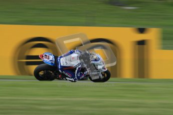 © Octane Photographic Ltd. 2012 World Superbike Championship – European GP – Donington Park. Friday 11th May 2012. WSBK Friday Qualifying practice. Leon Camier - Suzuki GSK-R1000. Digital Ref : 0330lw7d4390