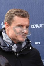 © Octane Photographic 2011. Formula 1 testing Sunday 20th February 2011 Circuit de Catalunya. David Coulthard. Digital ref : 0010LW7D4599