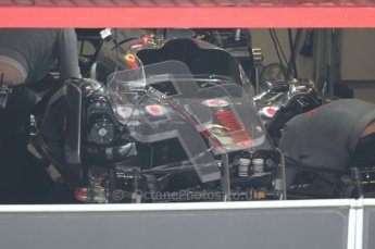 World © Octane Photographic 2010. © Octane Photographic 2011. Formula 1 testing Saturday 19th February 2011 Circuit de Catalunya. McLaren MP4/26 - Jenson Button. Digital ref : 0025CB1D0923