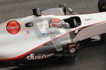 World © Octane Photographic 2011. Formula 1 testing Wednesday 9th March 2011 Circuit de Catalunya. Sauber C30 - Kamui Kobayashi. Digital ref : 0020CB1D2520