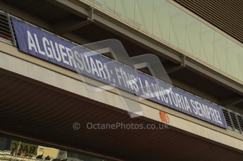 World © Octane Photographic 2011. Formula 1 testing Thursday 10th March 2011 Circuit de Catalunya. Jamie Alguersuari. Digital ref : 0023LW7D1644