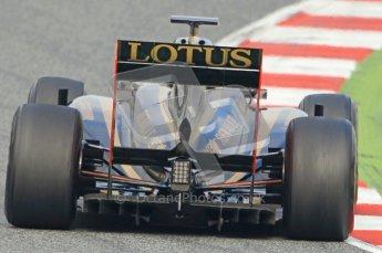 World © Octane Photographic 2011. Formula 1 testing Friday 11th March 2011 Circuit de Catalunya. Renault R31 - Nick Heidfeld. Digital ref : 0022CB1D3700