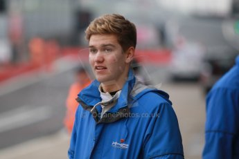 World © Octane Photographic Ltd. Brands Hatch, Qualifying, Saturday 23rd November 2013. BRDC Formula 4 Winter Series, MSV F4-13, Sennan Fielding – HHC Motorsport. Digital Ref : 0863cb1d3029