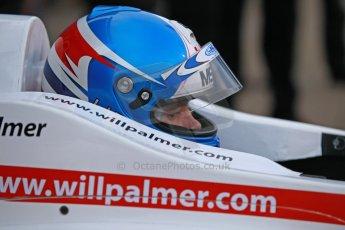 World © Octane Photographic Ltd. Brands Hatch, Qualifying, Saturday 23rd November 2013. BRDC Formula 4 Winter Series, MSV F4-13, Will Palmer – HHC Motorsport. Digital Ref : 0863cb1d3123