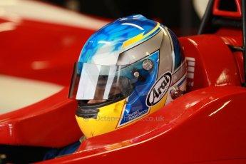 World © Octane Photographic Ltd. Brands Hatch, Qualifying, Saturday 23rd November 2013. BRDC Formula 4 Winter Series, MSV F4-13,  –Dimitris Papanastasiou - Hillspeed. Digital Ref : 0863cb1d3135