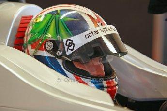 World © Octane Photographic Ltd. Brands Hatch, Qualifying, Saturday 23rd November 2013. BRDC Formula 4 Winter Series, MSV F4-13,  – Kieran Vernon - Hillspeed. Digital Ref : 0863cb1d3136