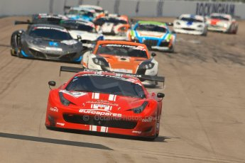 World © Chris Enion/Octane Photographic Ltd. British GT Championship Rockingham Monday 6th May 2013. Digital Ref :
